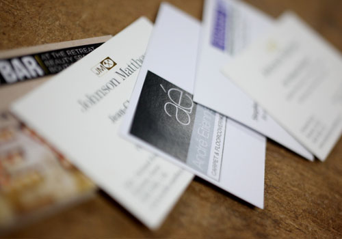 Personal printing in Hertfordshire and Bedfordshire