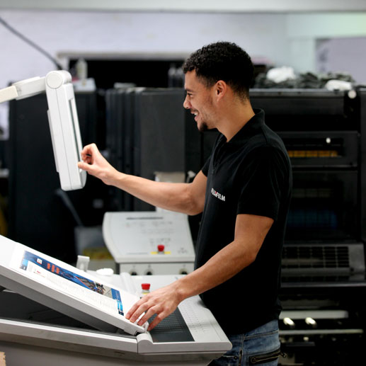 Printers in Hertfordshire and Bedfordshire